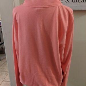 PINK Victoria's Secret Tops - Pink pullover size med long sleeve